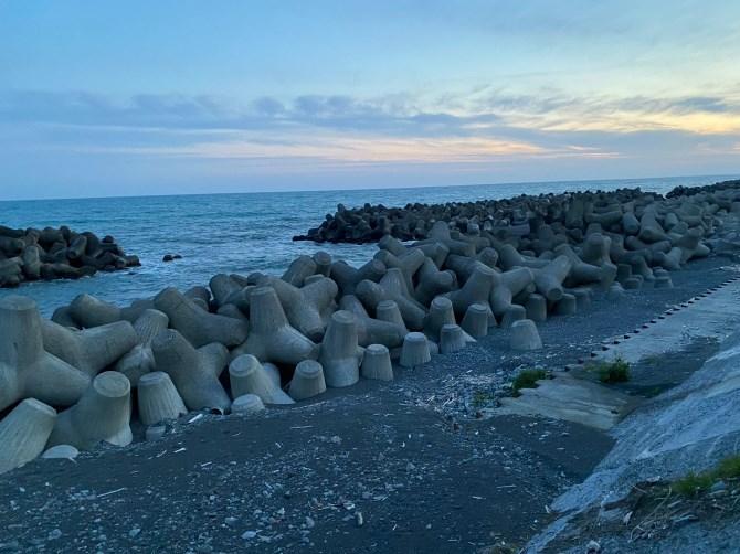 【駿河エリア】『大浜海岸駐車場』の海釣りガイド(釣れる魚・駐車場・トイレ)