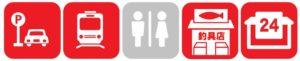 【静岡県掛川市】『弁財天海浜公園~大須賀海岸』の海釣りガイド(釣れる魚・駐車場・トイレ)