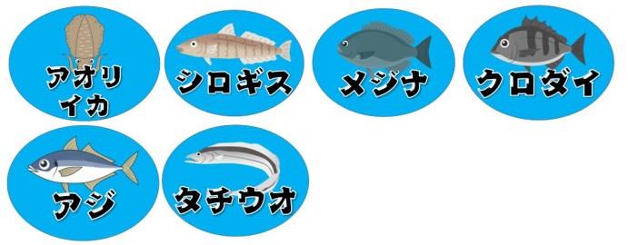 【静岡市】『用宗港・用宗海岸海水浴場』の海釣りガイド(釣れる魚・駐車場・トイレ)