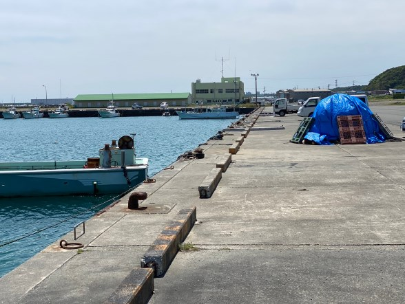 【静岡県牧之原市】『地頭方港:ぢとうがたこう』の海釣りガイド(釣れる魚・駐車場・トイレ)