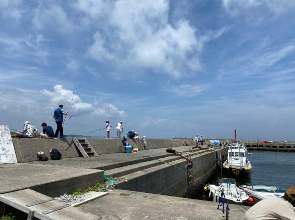 日間賀島のおすすめ海釣りスポット3選まとめ|日間賀島西港・日間賀島サンセットビーチ
