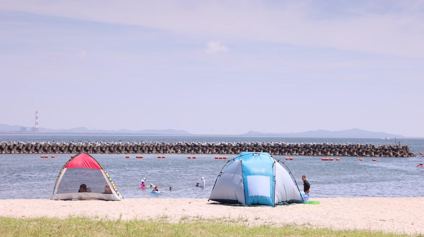 日間賀島のおすすめ海釣りスポット3選まとめ|サンライズビーチ