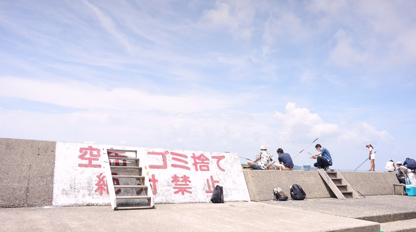 日間賀島のおすすめ海釣りスポット3選まとめ|北エリア