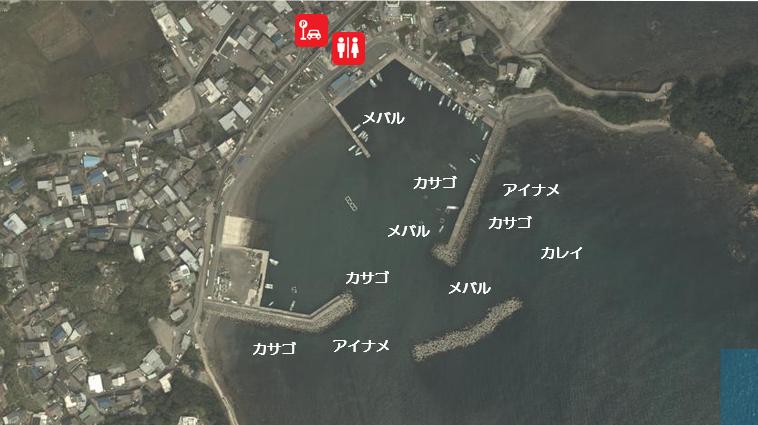 【三重県鳥羽市】『相差漁港』の海釣りガイド(釣れる魚・駐車場・トイレ)