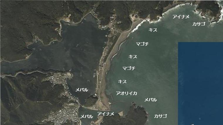【三重県南伊勢町】『相賀浦(おうかうら)・大池付近』の海釣りガイド(釣れる魚・駐車場・トイレ)