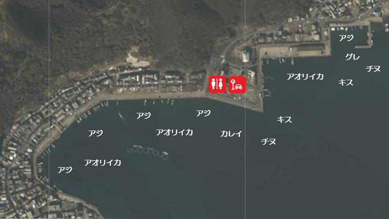 【三重県紀北町|大人気!】『引本港(ひきもとこう)』の海釣りガイド(釣れる魚・駐車場・トイレ)
