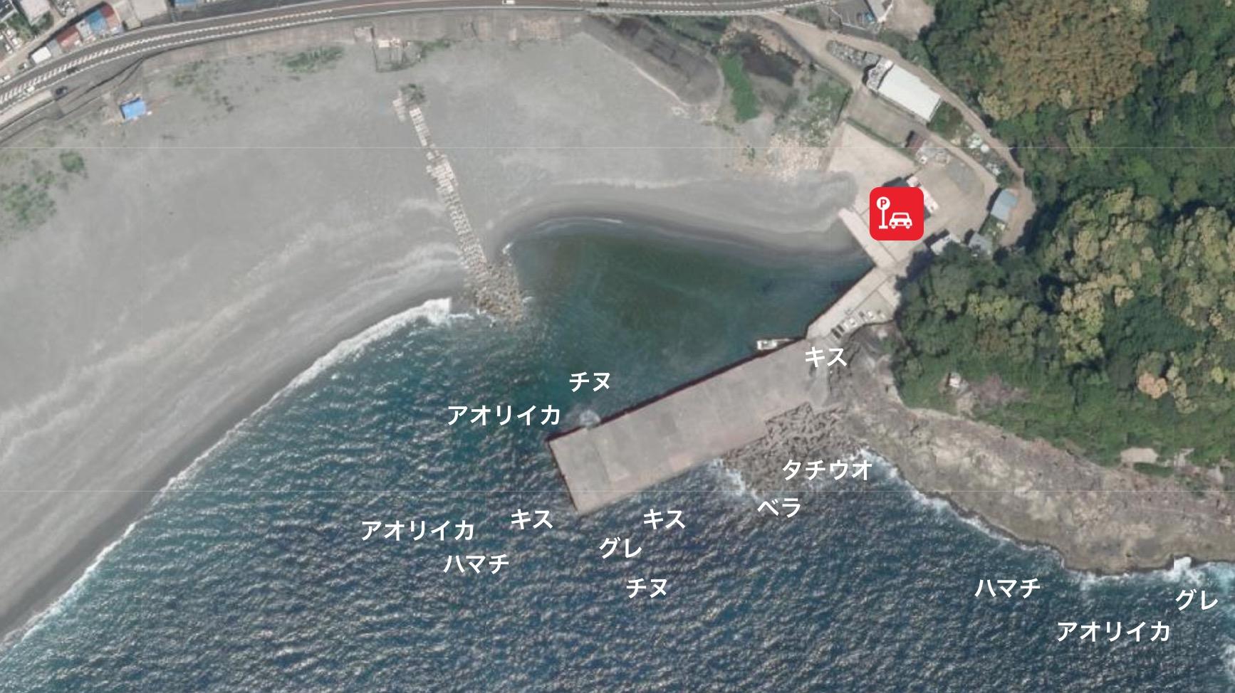 【三重県熊野市】『木本港:きのもとこう』の海釣りガイド(釣れる魚・駐車場・トイレ)
