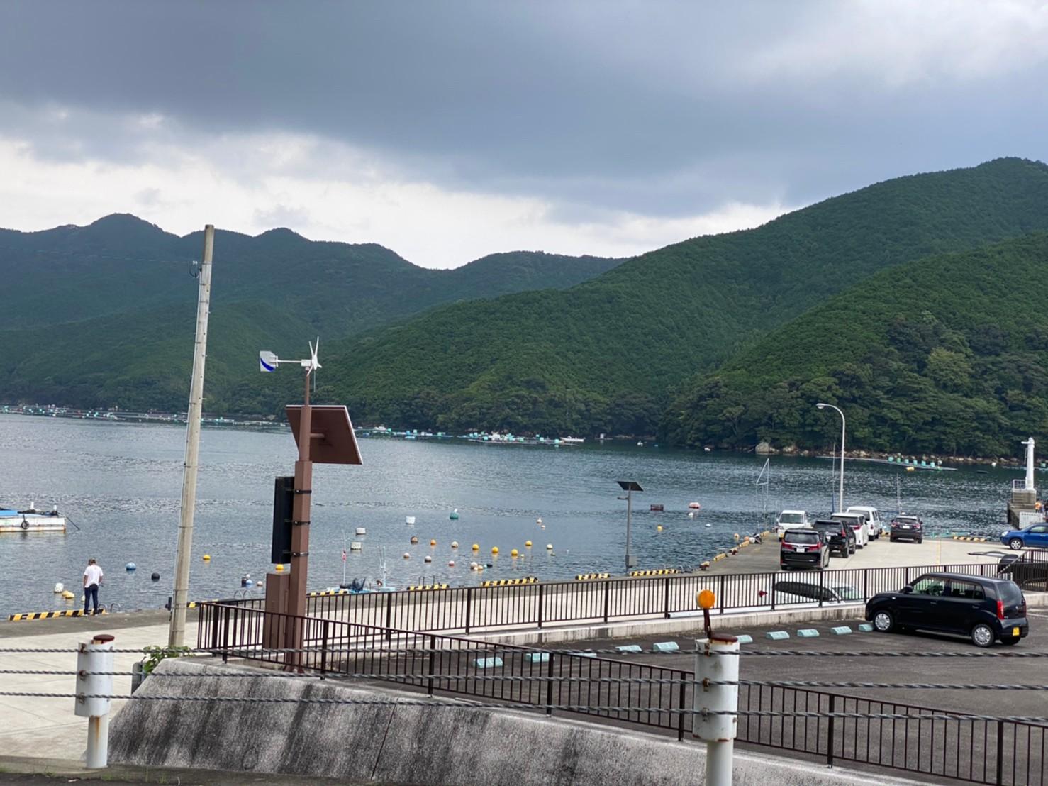 【三重県尾鷲市】『三木浦漁港』の海釣りガイド(釣れる魚・駐車場・トイレ)