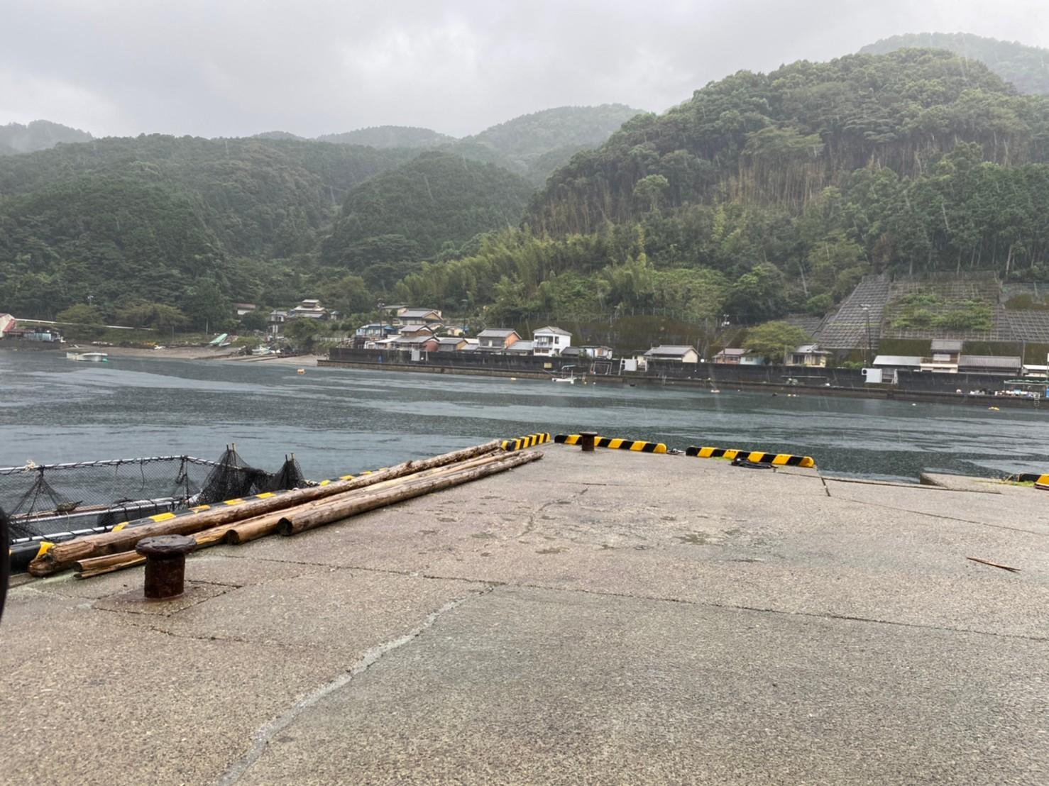 【三重県熊野市】『二木島港(にぎしまこう)』の海釣りガイド(釣れる魚・駐車場・トイレ)