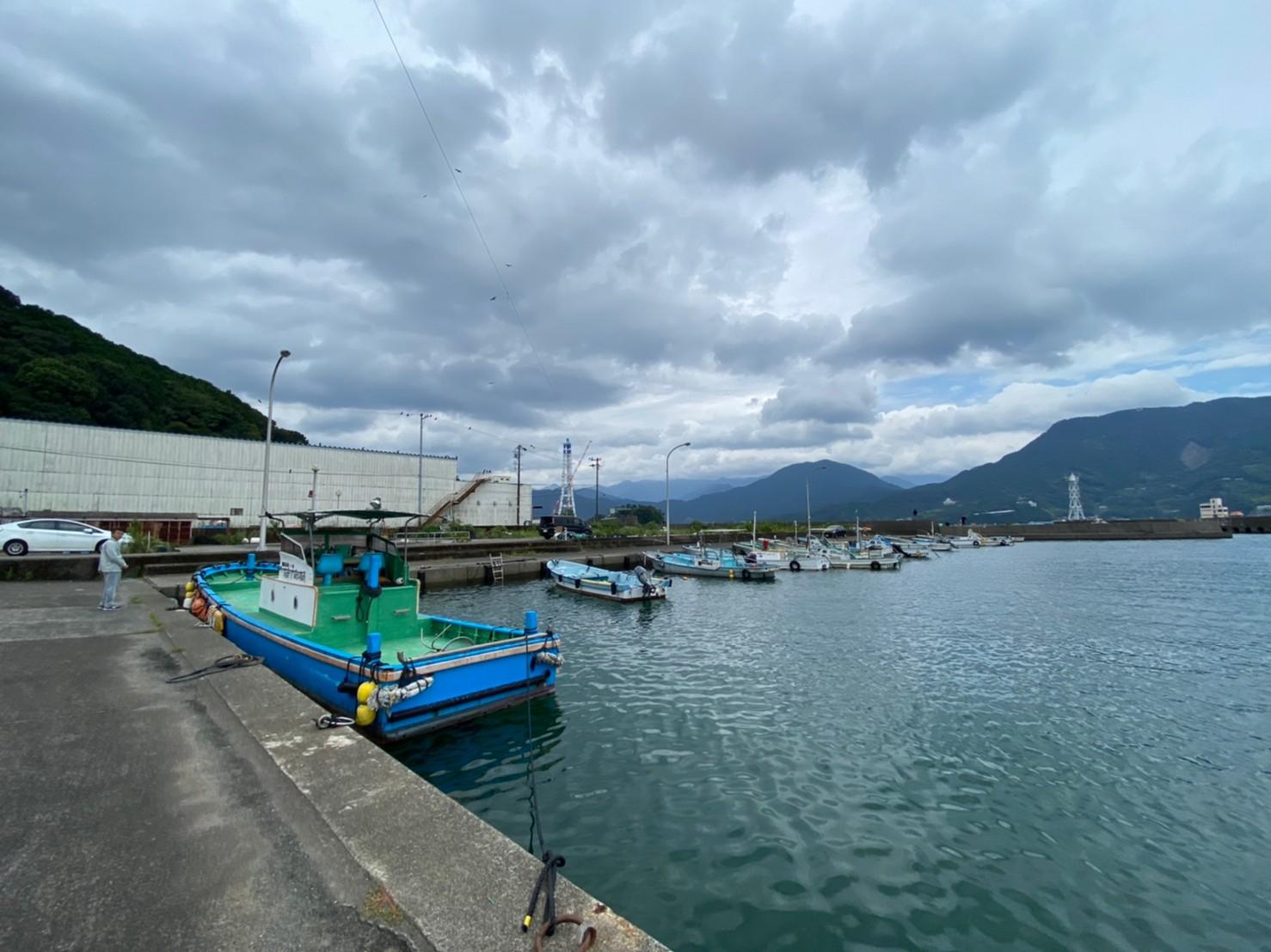 【三重県尾鷲市】『大曽根浦漁港』の海釣りガイド(釣れる魚・駐車場・トイレ)