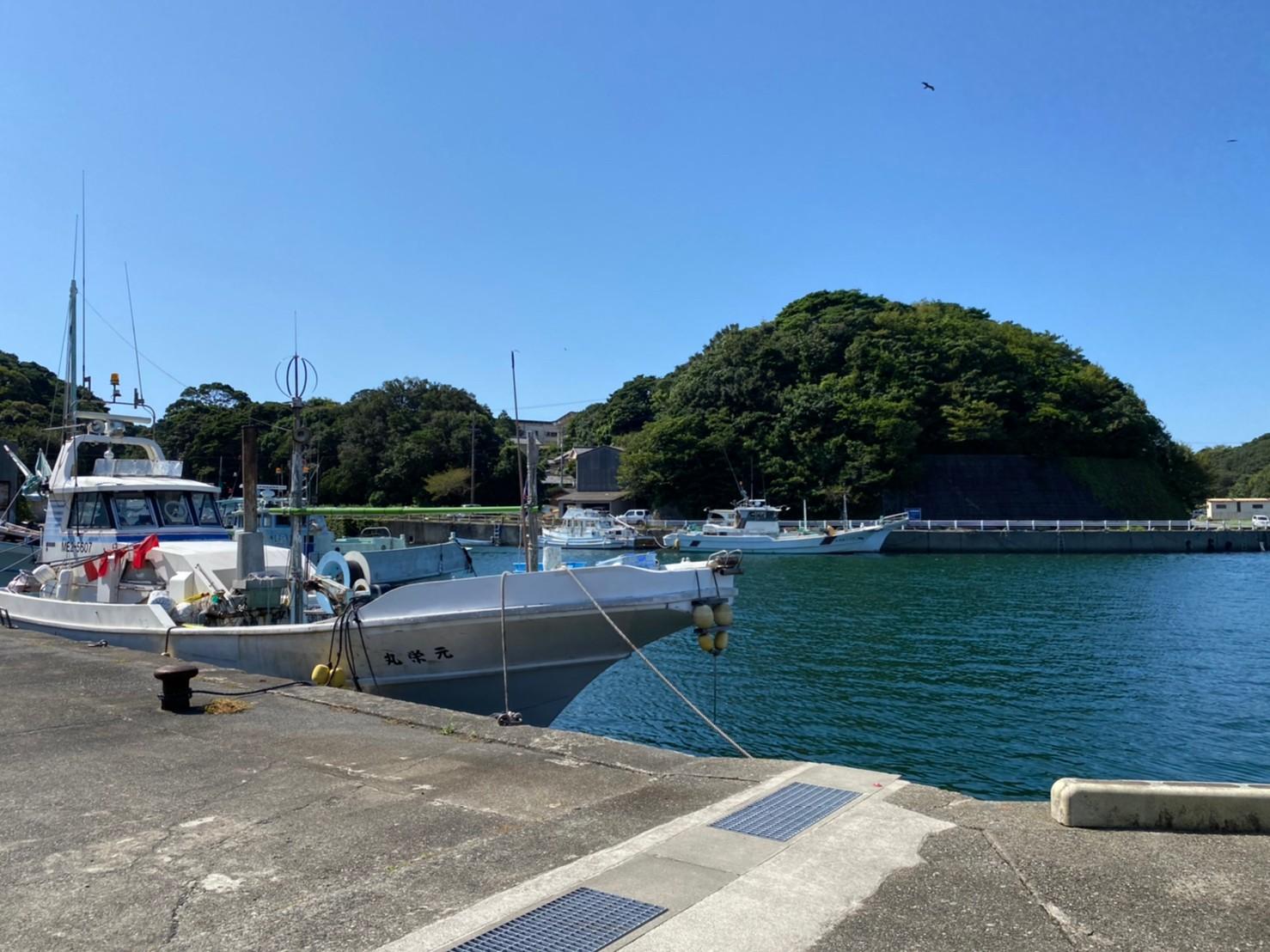 【三重県志摩市】『安乗漁港』の海釣りガイド(釣れる魚・駐車場・トイレ)