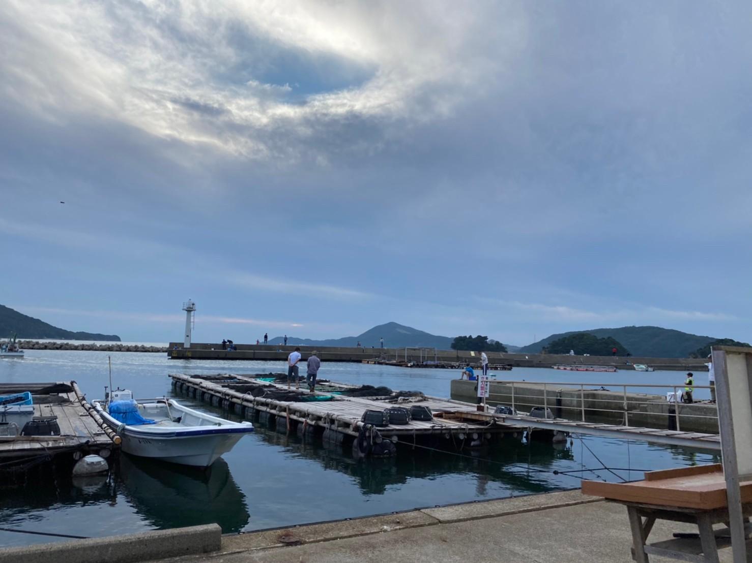 【三重県鳥羽市】『小浜漁港』の海釣りガイド(釣れる魚・駐車場・トイレ)