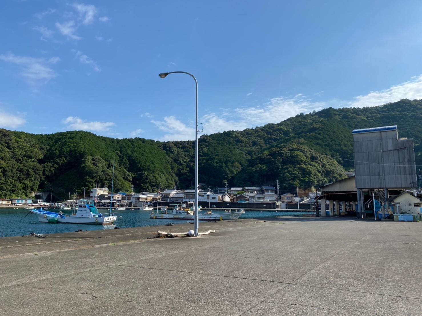 【三重県紀北町】『島勝浦漁港(しまかつ)』の海釣りガイド(釣れる魚・駐車場・トイレ)