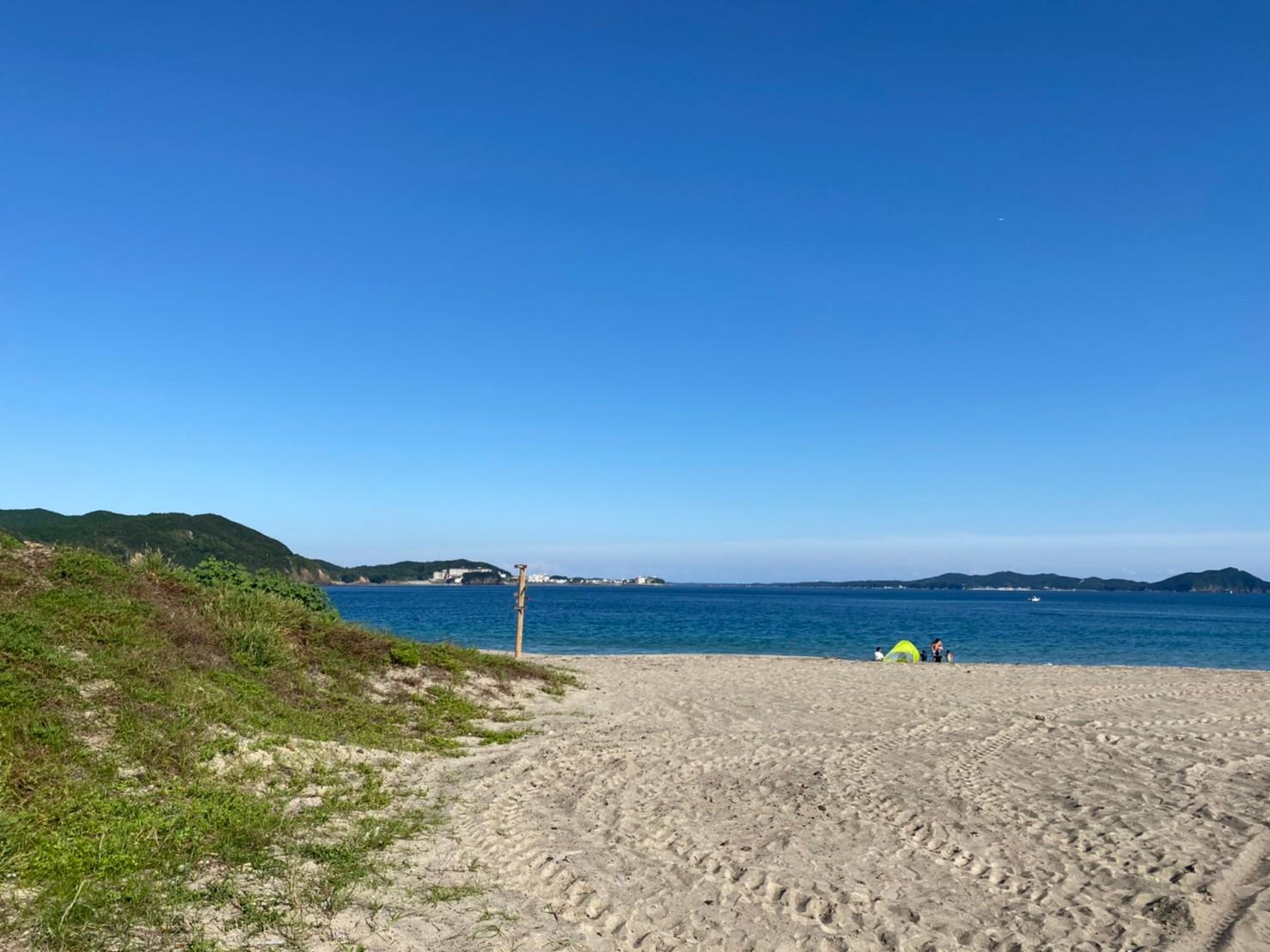 【三重県志摩市】『南張海水浴場』の海釣りガイド(釣れる魚・駐車場・トイレ)