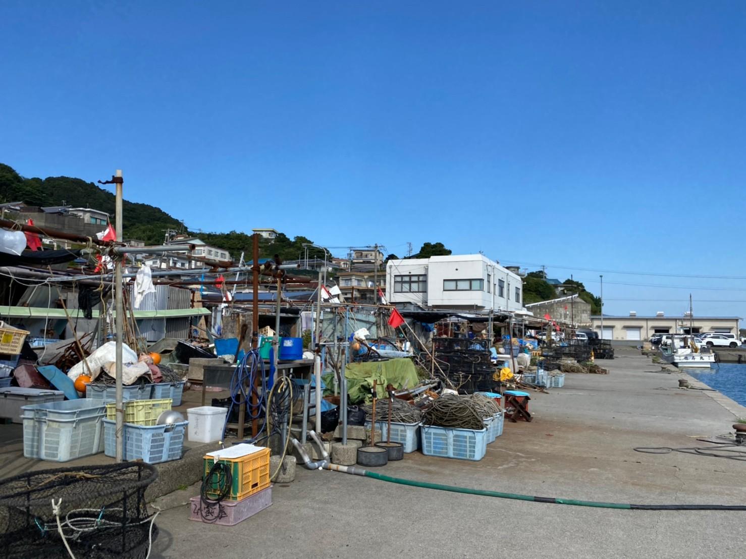 【三重県鳥羽市】『石鏡漁港』の海釣りガイド(釣れる魚・駐車場・トイレ)