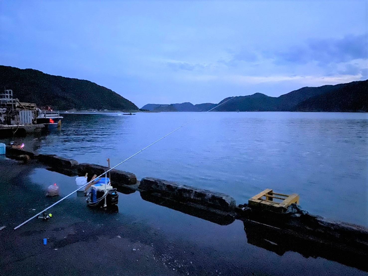【三重県南伊勢町】『吉津港(神前浦)』の海釣りガイド(釣れる魚・駐車場・トイレ)