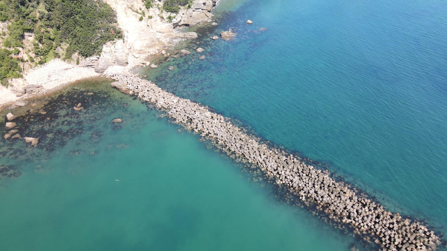 【三重県志摩市】『船越前浜小公園』の海釣りガイド(釣れる魚・駐車場・トイレ)