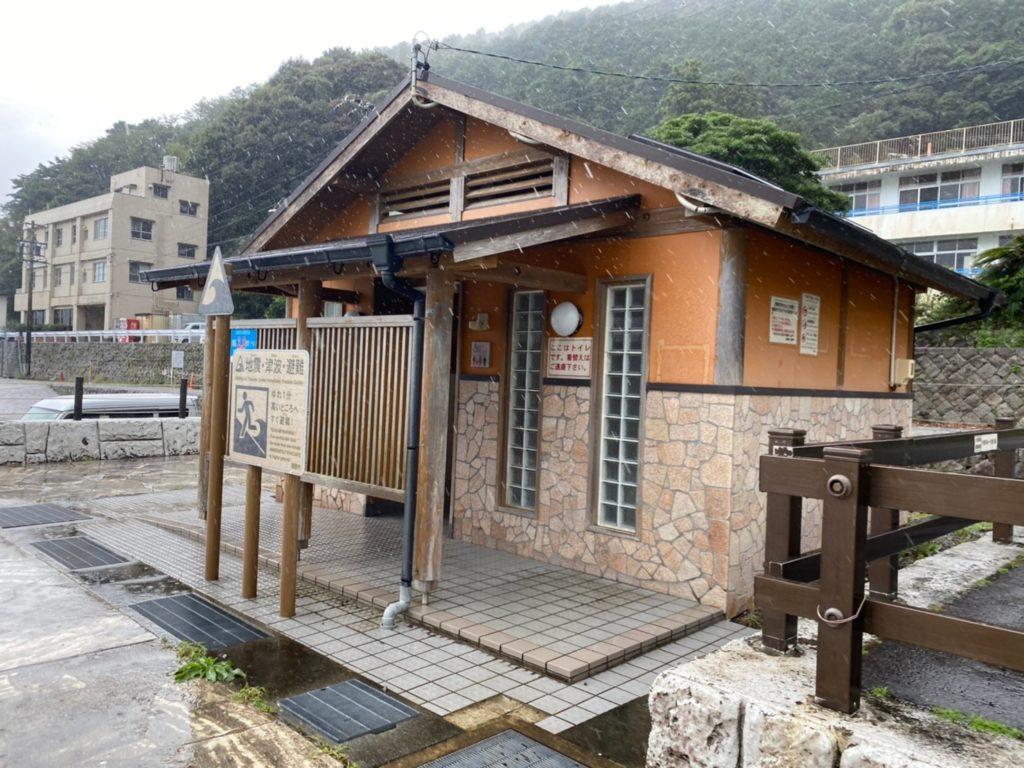 【三重県熊野市】『新鹿漁港・新鹿海岸公園|あたしか』の海釣りガイド(釣れる魚・駐車場・トイレ)