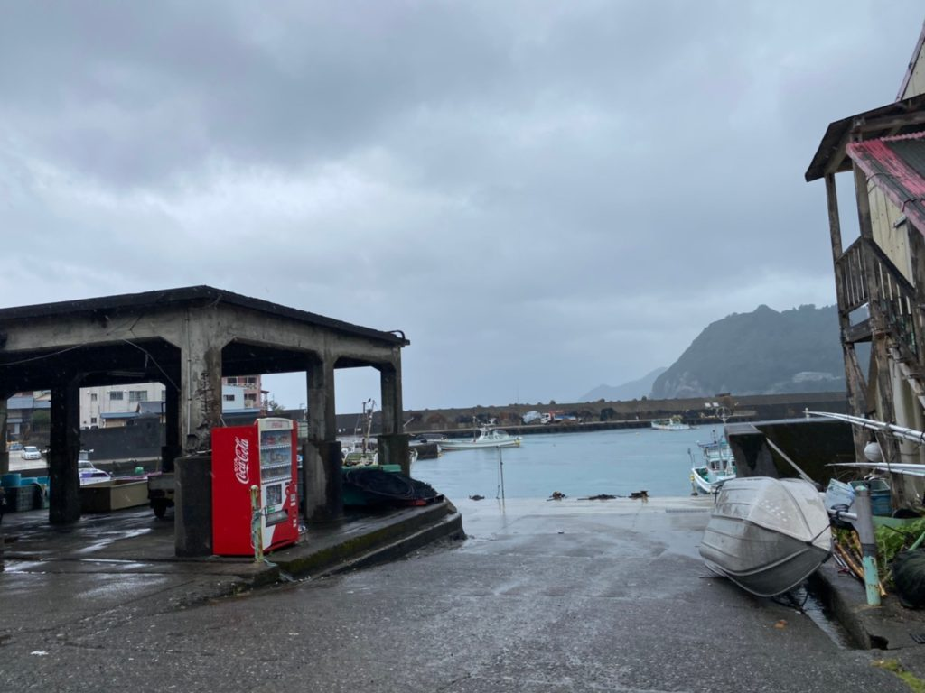 【三重県熊野市】『磯崎漁港』の海釣りガイド(釣れる魚・駐車場・トイレ)
