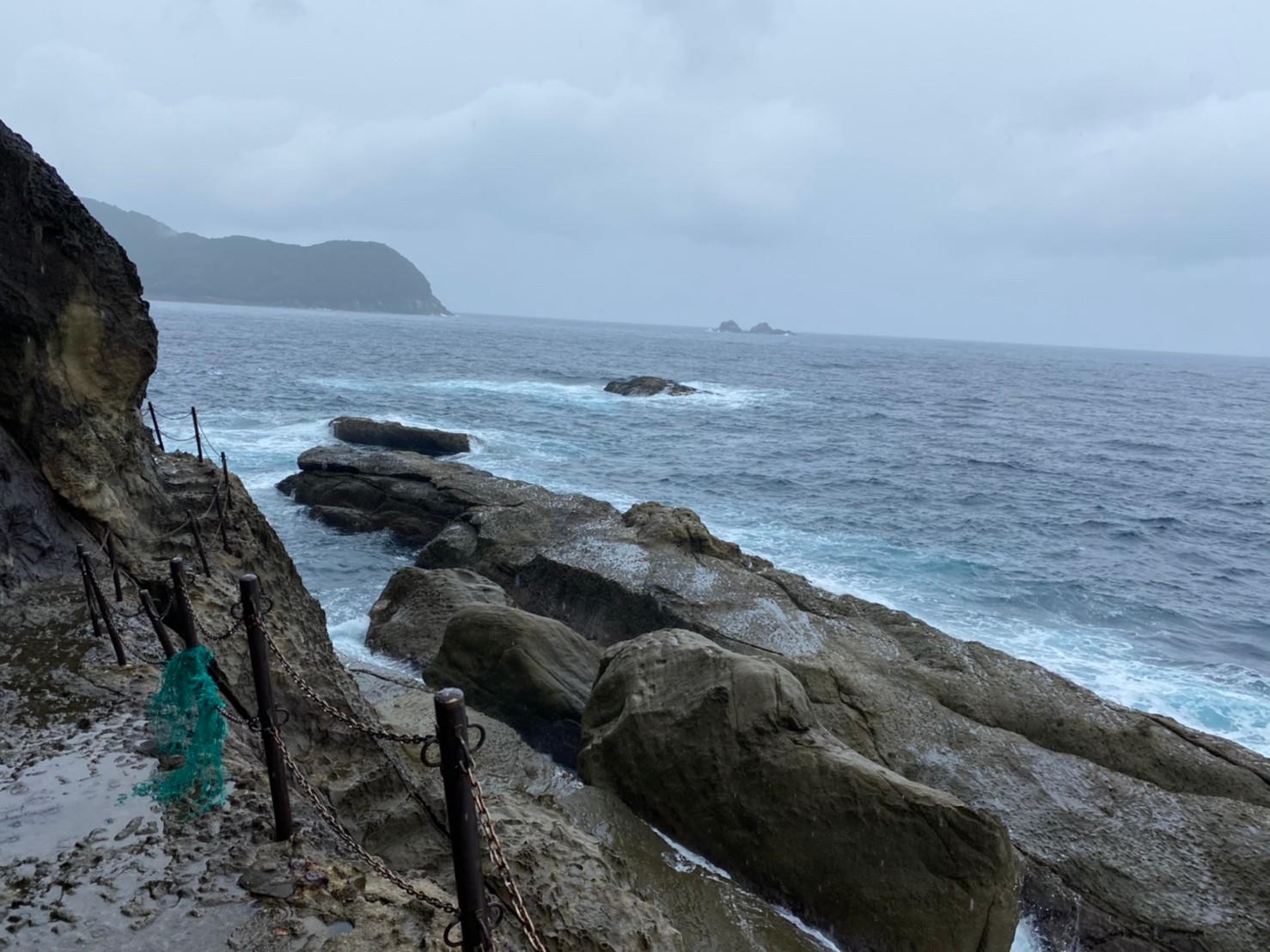 【三重県熊野市】『鬼ヶ城』の海釣りガイド(釣れる魚・駐車場・トイレ)