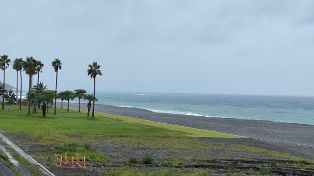 【三重県御浜町】『七里御浜:しちりみはま』の海釣りガイド(釣れる魚・駐車場・トイレ)